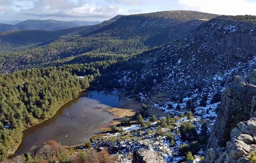 Ruta de senderismo a la Sierra de Neila