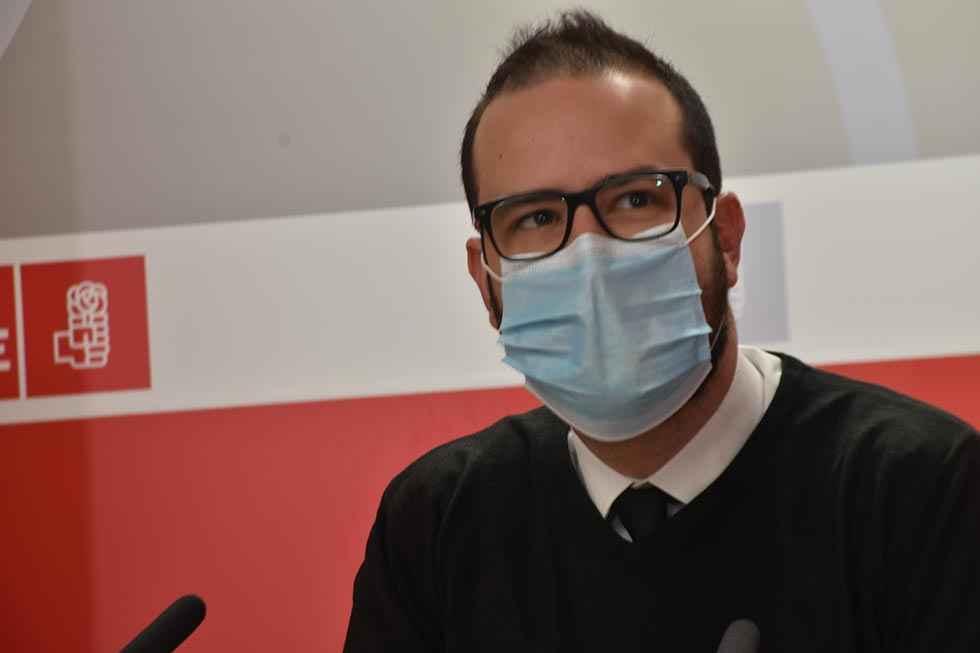 """Hernández: """"Todos hemos cometido errores en esta pandemia"""""""