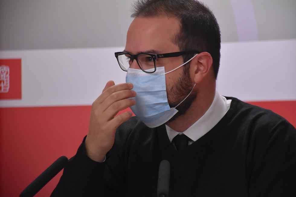 El PSOE denuncia maltrato a Soria en FCI