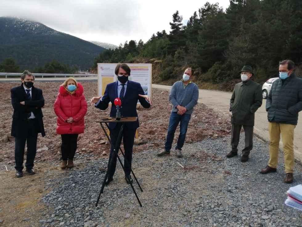 La Junta licitará 42 millones en mejora de carreteras