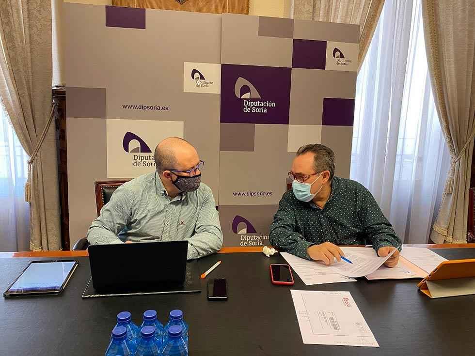 Diputación dictamina ayudas para emprendimiento