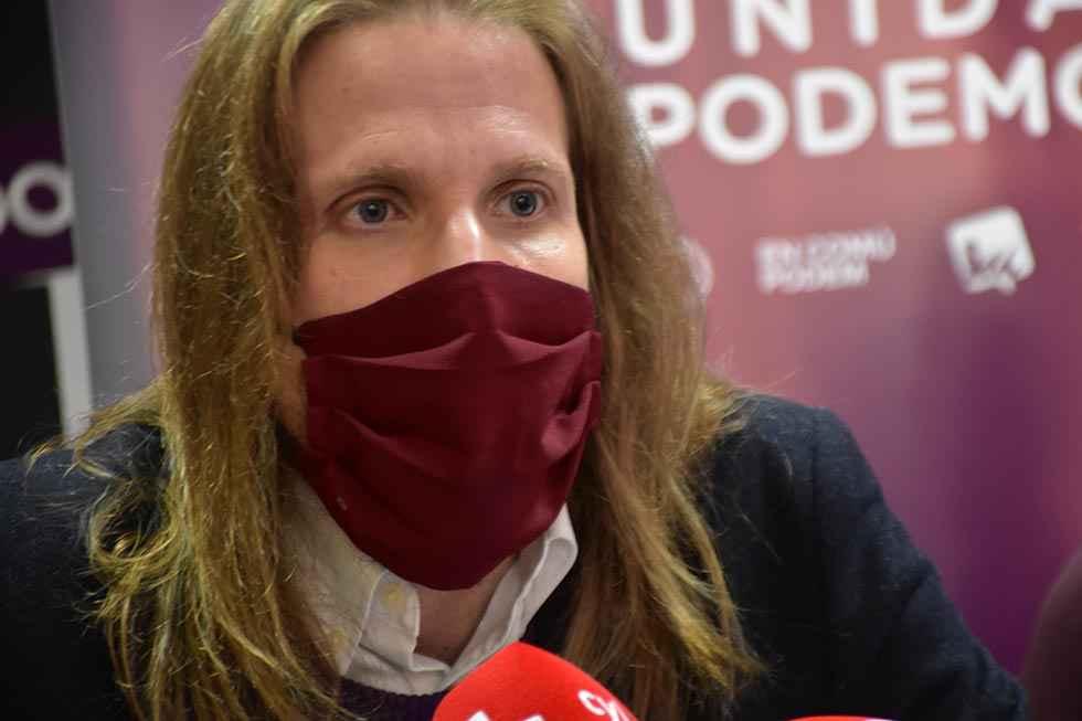 Nuevo mandato de Pablo Fernández en Podemos