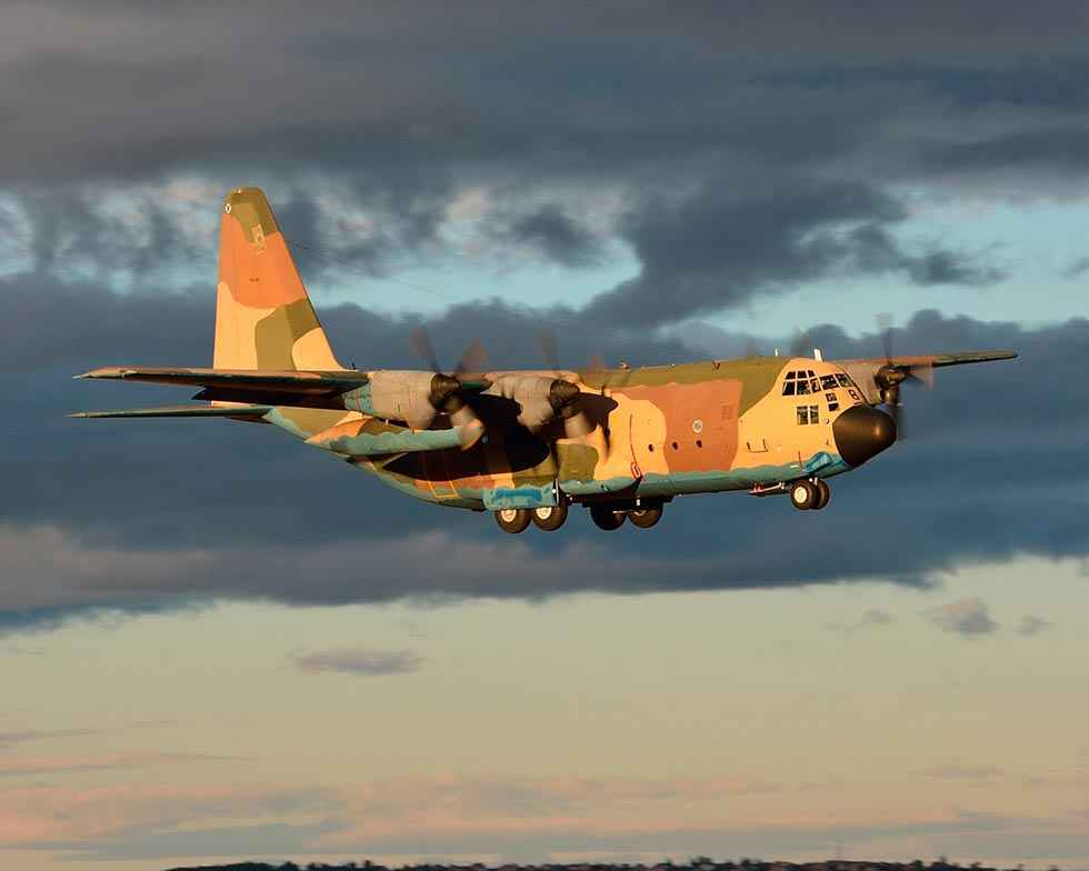 Los aviones Hércules aterrizarán en aeródromo de Garray