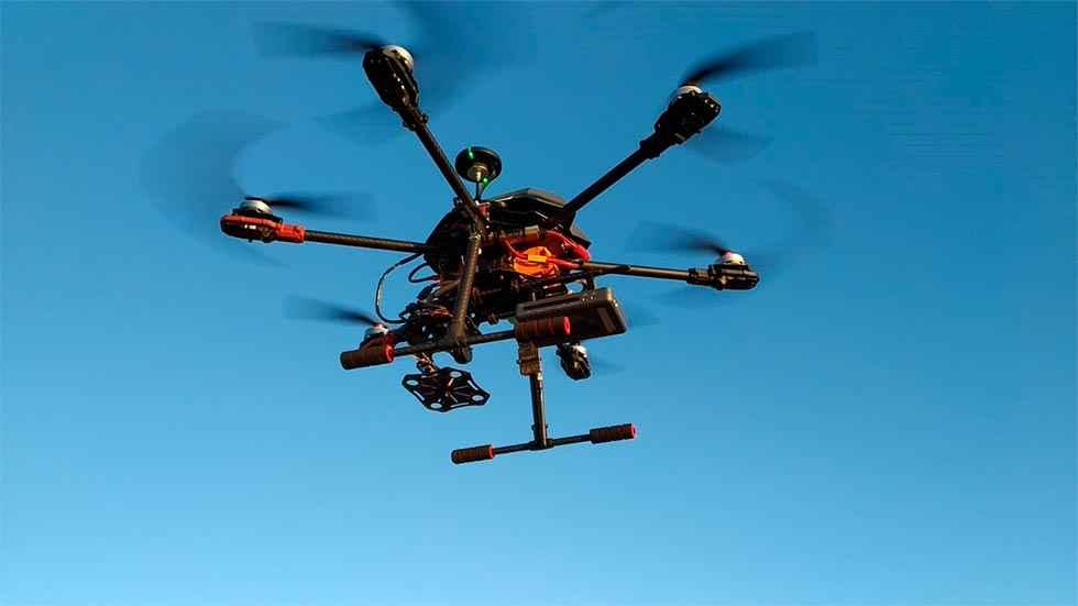 "Drones que ""escuchan"" para salvar vidas"