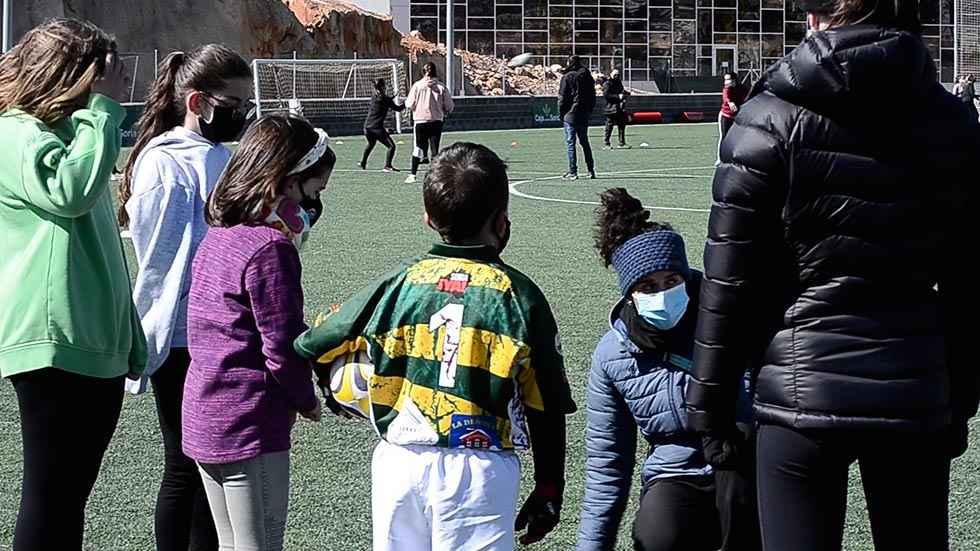 Buena respuesta al Festival Femenino de Rugby