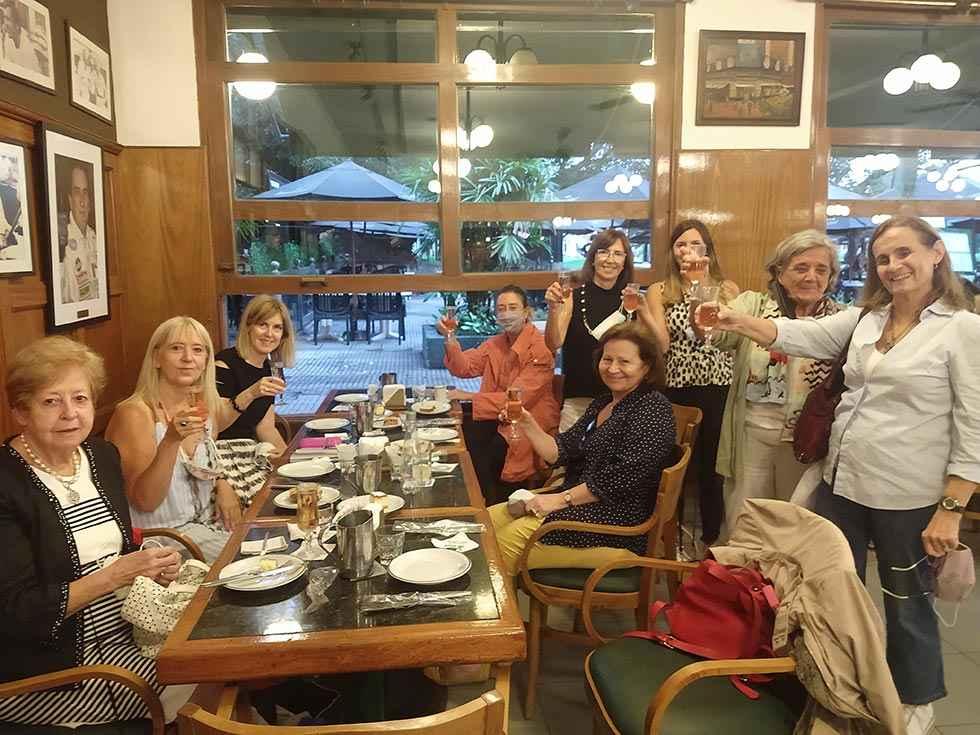 Encuentro de mujeres en el Centro Soriano Numanica