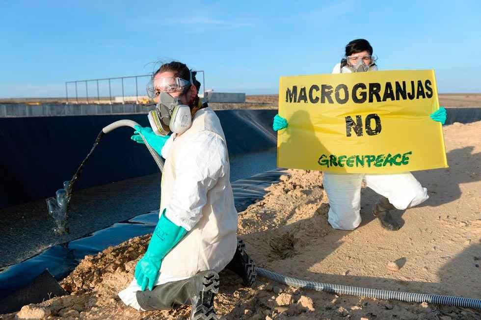 Botellas con agua contaminada en Noviercas