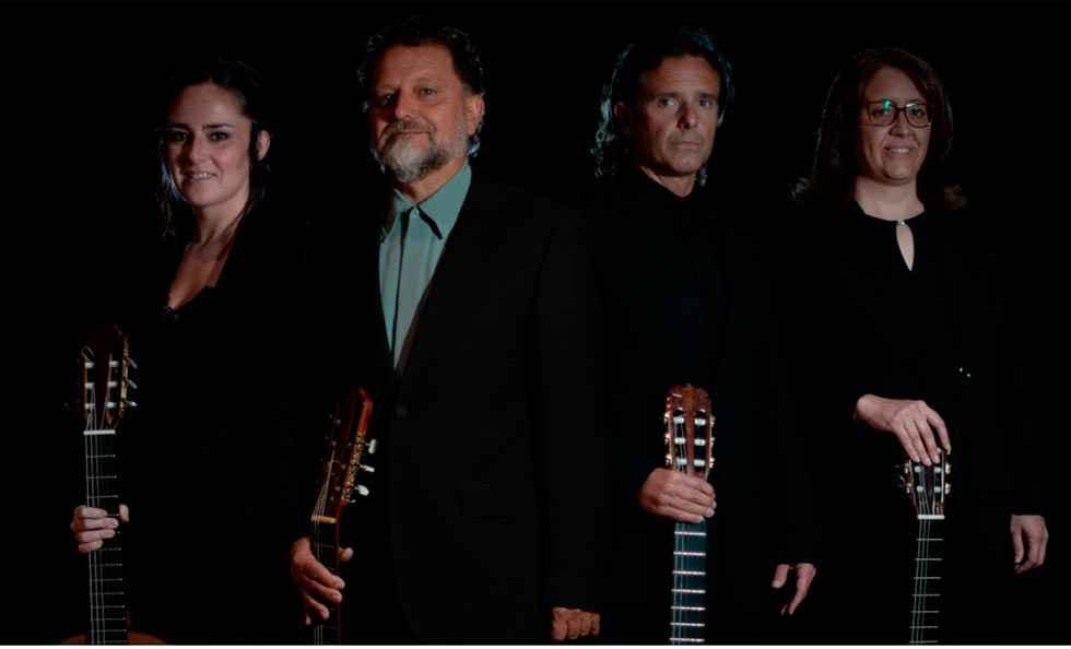 Dos conciertos de Instituto Cervantes, para el mundo