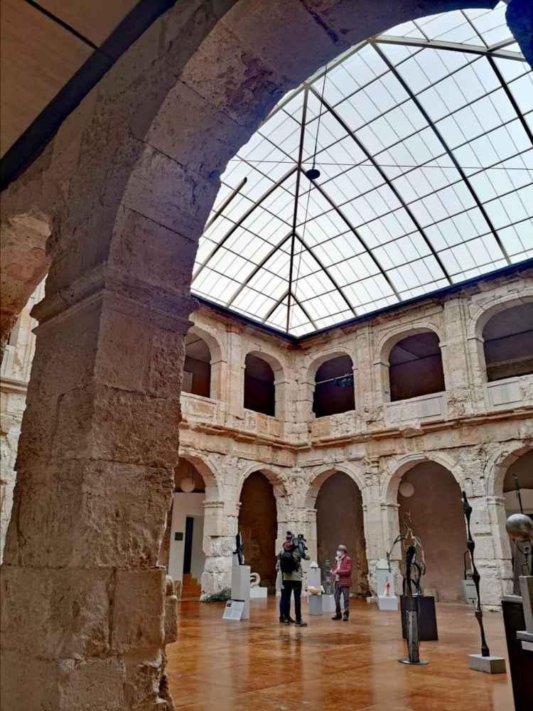 El PSOE pide alternativa consensuada para mosaíco romano