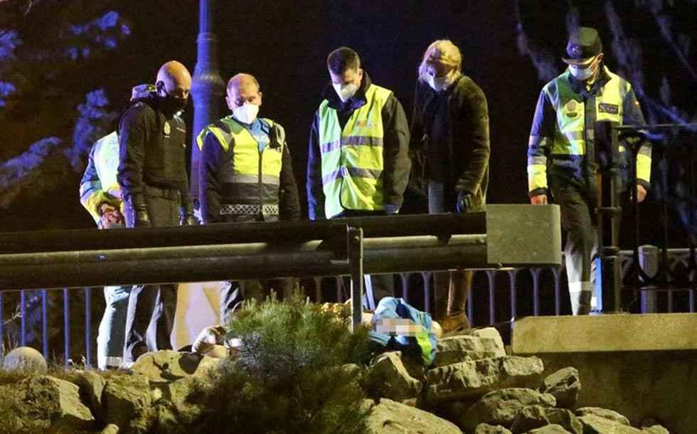 Dos fallecidos en un atropello en Palencia