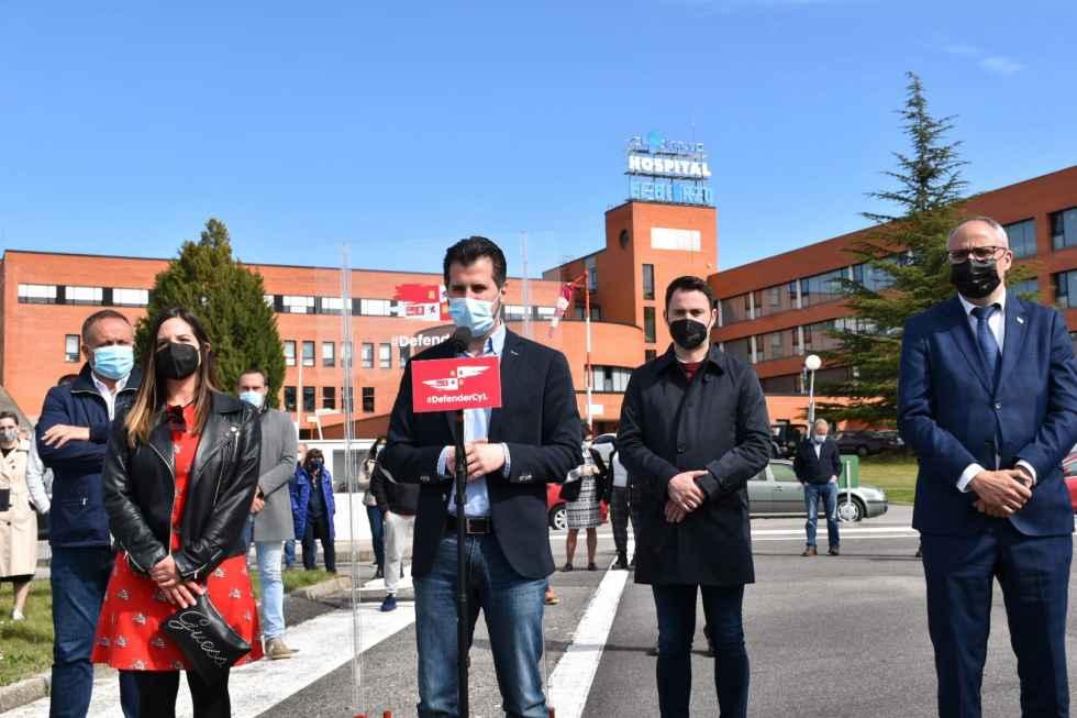 Tudanca pide ayudas directas a la Junta para autónomos