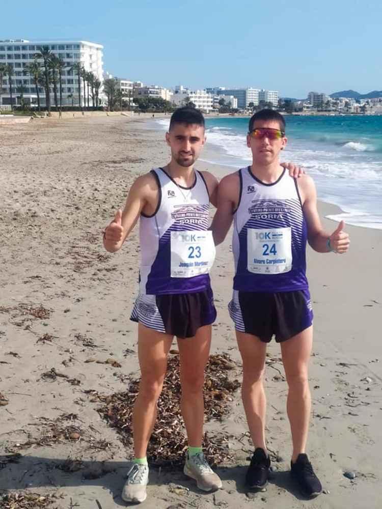 Mínimas en Ibiza para el Nacional de Ruta