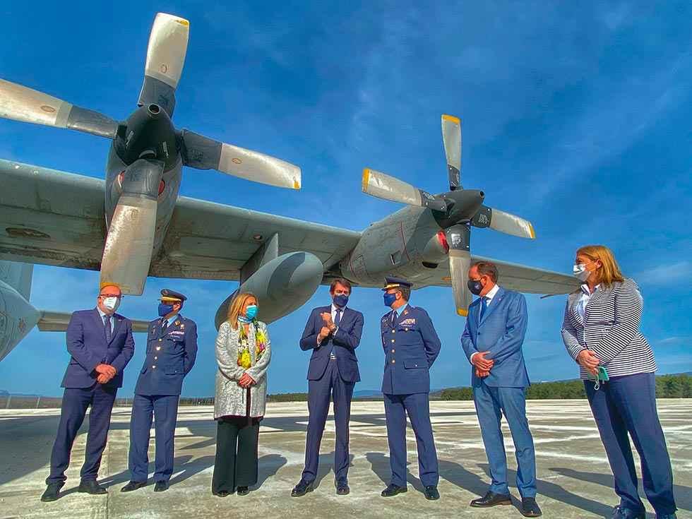 El Ejército del Aire impulsa el A.T.I.