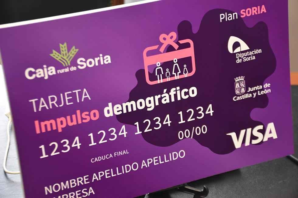 Caja Rural gestionará la tarjeta bebé