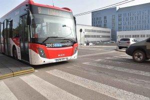 Compensación de caída de ingresos en transporte público