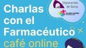 """""""Café online"""" para informar sobre la pandemia"""