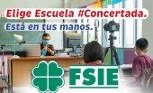 FSIE anima a escolarización en centros concertados