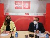 El PSOE pide ejecución del Plan Soria