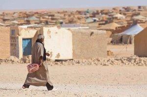 Caravana humanitaria en solidaridad con el pueblo saharaui