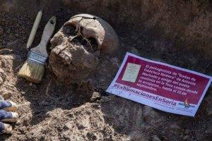 Ayudas para exhumación de fosas de la Guerra Civil