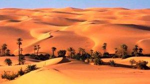 Aumento de partículas de polvo procedente de África