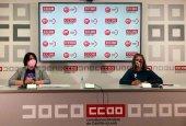 UGT y CC.OO. apuestan por igualdad real en trabajo