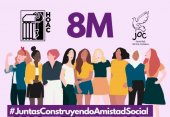 La HOAC y la JOC, en el Día de la Mujer Trabajadora