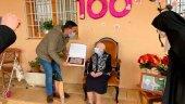 Felicitas Barca, la centenaria de Casillas de Berlanga