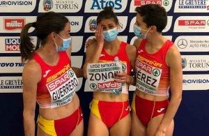 Marta Pérez, cuarta en el Europeo de Polonia