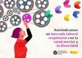 Salud Mental España denuncia elevada tasa de desempleo