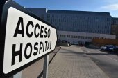 Sin positivos entre trabajadores de hospital