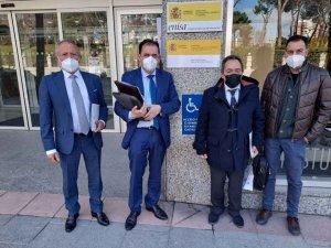 Diputación presenta en Madrid sus proyectos para reto demográfico
