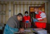 Cruz Roja atiende a 3.359 personas en año de pandemia