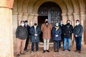 Intervención en la iglesia de Berzosa