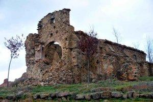La iglesia de Sarnago, en la Lista Roja de Patrimonio