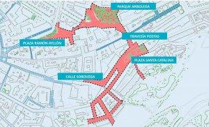 Proyectos para pacificar La Arboleda y San Lorenzo