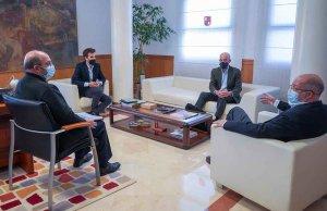 Igea conoce el proyecto Arraigo