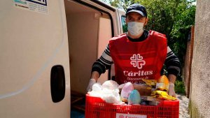Cáritas hace balance de un año de pandemia