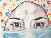 Los ojos que te miran, en un año de pandemia