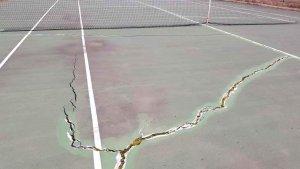 El PP propone reformas de pistas de tenis