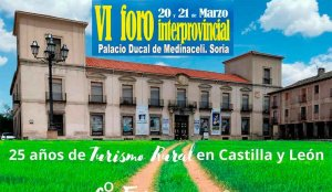 VI Foro Interprovincial de Turismo Rural