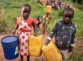 Uno de cada cinco niños, sin agua para necesidades diarias