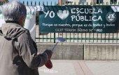 Estupor de CSIF por prohibición de cartelería a favor de escuela pública