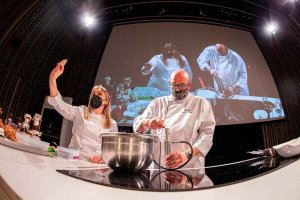 Tierra de Sabor se presenta a Basque Culinary Center