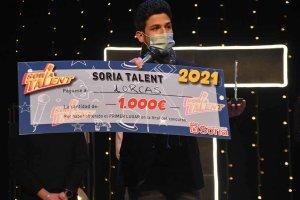 El rapero Lorcas gana Soria Talent II