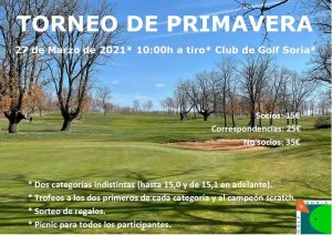 Torneo de Primavera del Club de Golf