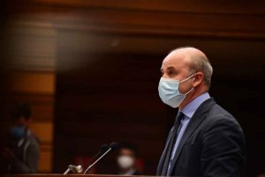 """Castaño (Cs): """"Hoy se entierra una moción de censura"""""""