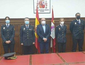 Tres nuevos inspectores para la Policía