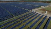Nuevo trámite para la planta solar fotovoltaica