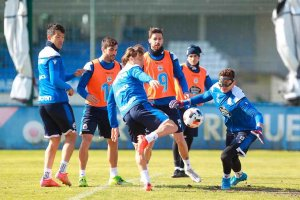 El Numancia, a la espera de rivales